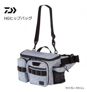 ダイワ HG ヒップバッグ (B) ライトグレースラッシュ