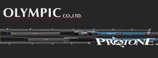 オリムピック 18 プロトン GPTC-622-8 / スロージギングロッド / 船竿 (SP) (送料無料)