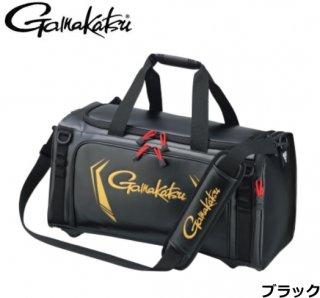 がまかつ タックルボストンバッグ GB-355 ブラック Lサイズ / バッグ