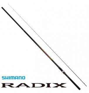 シマノ 18 ラディックス (RADIX) 0.8号 450 / 磯竿 (O01) (S01) 【本店特別価格】