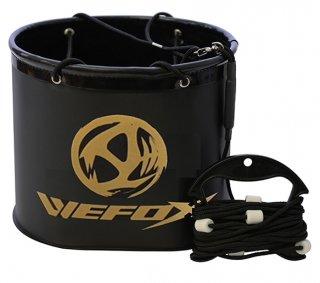 タカ産業 V-FOX ソフト水汲バケツ WCX-1001 (8m ロープ付)