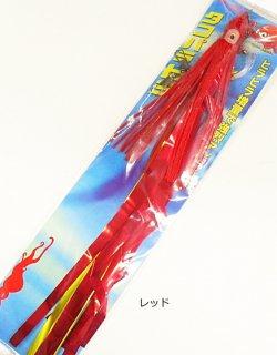 タカ産業 タコパラビラ TK-003 レッド / 蛸 タコ 仕掛け (メール便可)