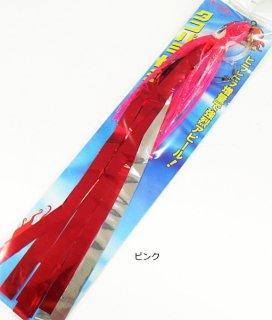 タカ産業 タコパラビラ TK-003 ピンク / 蛸 タコ 仕掛け (メール便可)