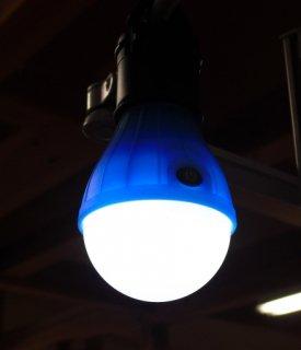 マルシン漁具 LEDフックライト レッド / SALE10