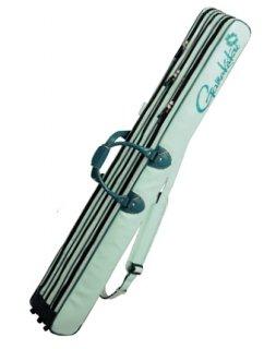 がまかつ ライトロッドケース3 (3層) GC-253 オールドグリーン / へらぶな用品 (お取り寄せ商品) (大型商品 代引不可)