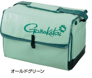 がまかつ ライトバッグ3 GB-302 オールドグリーン / ヘラバッグ (お取り寄せ商品)