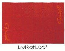 がまかつ マルチベースシートM GM-2436 レッド×オレンジ (お取り寄せ商品)
