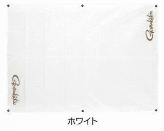 がまかつ マルチベースシートL GM-2438 ホワイト (お取り寄せ商品)