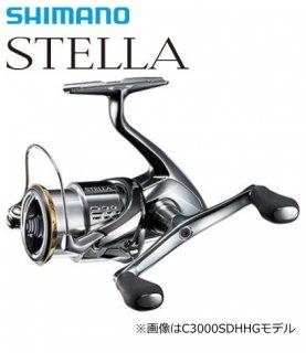 シマノ 19 ステラ C3000SDH / スピニングリール (送料無料)(お取り寄せ商品)