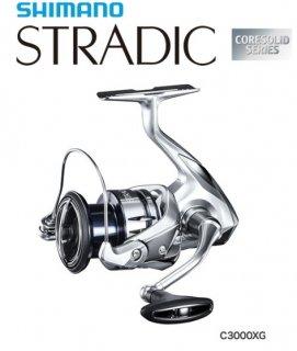 シマノ 19 ストラディック C3000XG / スピニングリール (送料無料)