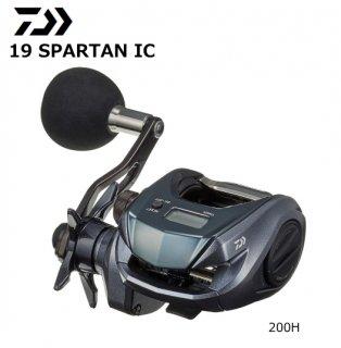 ダイワ 19 スパルタン IC 200H (右ハンドル) / 両軸リール (送料無料)