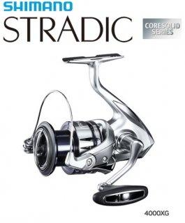 シマノ 19 ストラディック 4000XG / スピニングリール (送料無料)