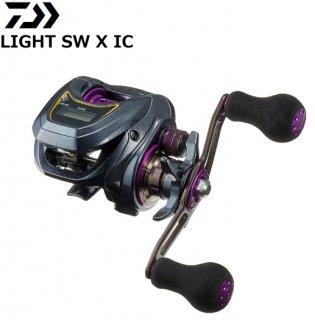 ダイワ LIGHT SW X ICL (左ハンドル) / 両軸リール