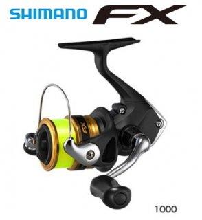 シマノ 19 エフエックス FX 1000 2号糸付き / スピニングリール