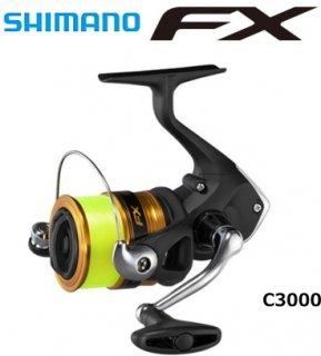 シマノ 19 エフエックス FX C3000 3号糸付き / スピニングリール