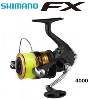 シマノ 19 エフエックス FX 4000 4号糸付き / スピニングリール
