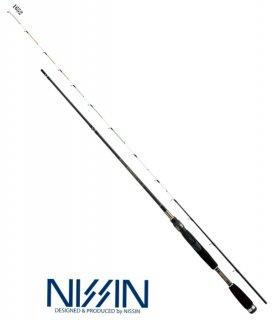 宇崎日新 ゼロサム ゴリマキ PE-V 1.65m / 筏竿 (お取り寄せ商品)