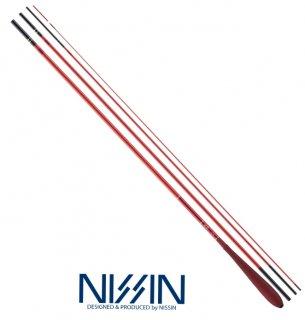 宇崎日新 朱刀 (しゅとう) 9尺 2.70m / ヘラ竿 (お取り寄せ商品)