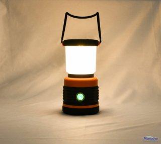 マルシン漁具 Warm LED Lantern 1000LUMENS (ワームLEDランタン)USB充電式