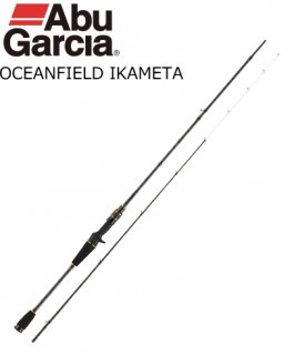 アブガルシア オーシャンフィールド イカメタ OFIC-672LS (ベイト) / 船竿 (お取り寄せ商品)