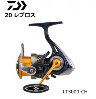 ダイワ 20 レブロス LT3000-CH / スピニングリール 【本店特別価格】