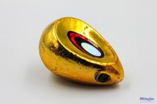 マルシン漁具 スペアレッド ゴールドメッキシルバーラメ 105g / 鯛ラバ タイラバ (メール便可)