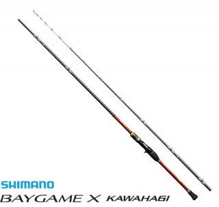 船竿 シマノ ベイゲーム X カワハギ M180 (O01) (S01) 【本店特別価格】
