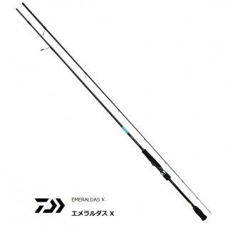 ダイワ 19 エメラルダス X 611UL-S / エギングロッド (D01) (O01) 【本店特別価格】