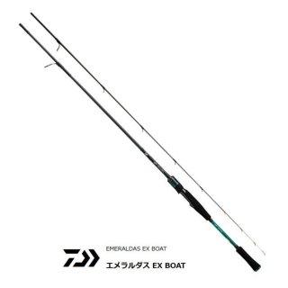 ダイワ 19 エメラルダス EX BOAT 63MB-SMT / ボートエギングロッド (D01) (O01) 【本店特別価格】