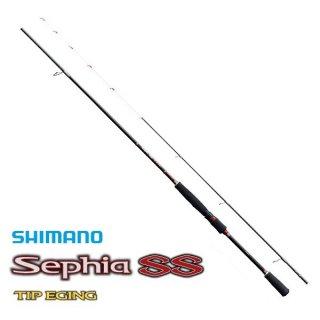 シマノ セフィア SS ティップエギング S700M-S  (O01) (S01) / エギングロッド 【本店特別価格】