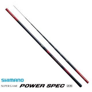 シマノ 20 スーパーゲーム パワースペック ZR HH+ 85-90 / 渓流竿 (O01) (D01) 【本店特別価格】