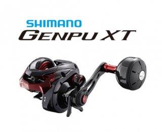 シマノ 20 ゲンプウ XT 201PG (左ハンドル) / 両軸リール 【本店特別価格】