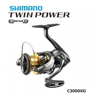 シマノ 20 ツインパワー C3000XG / スピニングリール (送料無料) 【本店特別価格】