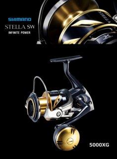 シマノ 20 ステラ SW 5000XG / スピニングリール (送料無料) 【本店特別価格】