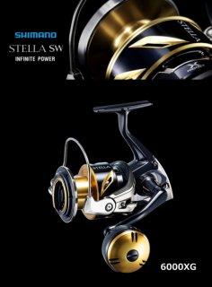 シマノ 20 ステラ SW 6000XG / スピニングリール (送料無料) 【本店特別価格】