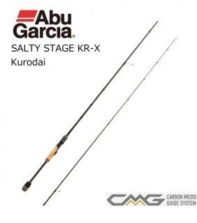 アブガルシア ソルティーステージKR-X 黒鯛 SXKS-712L-CMG / チニングロッド 【本店特別価格】