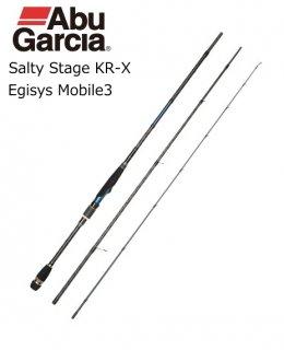 アブガルシア ソルティステージ KR-X エギシス モバイル3 SXES-833ML-KR / エギングロッド 【本店特別価格】