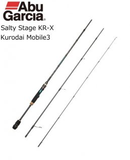 アブガルシア ソルティーステージ KR-X クロダイ モバイル 3 SXKS-783PL-KR / チニングロッド 【本店特別価格】