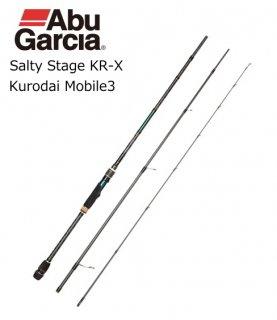 アブガルシア ソルティーステージ KR-X クロダイ モバイル 3 SXKS-833PL-AR-KR / チニングロッド 【本店特別価格】