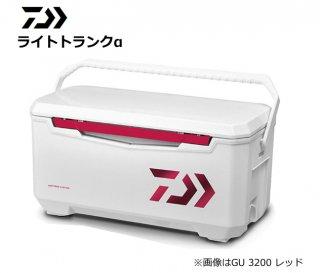 ダイワ 20 ライトトランクα GU 2400 レッド / クーラーボックス 【本店特別価格】