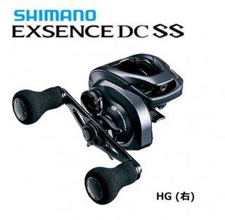 シマノ 20 エクスセンス DC SS HG (右ハンドル) / ベイトリール (送料無料) 【本店特別価格】