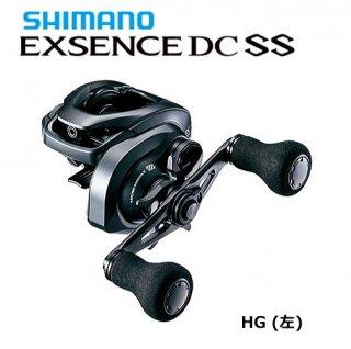 シマノ 20 エクスセンス DC SS HG (左ハンドル) / ベイトリール (送料無料) 【本店特別価格】
