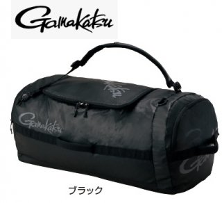 がまかつ 3WAYトランスポーターバッグ GM-2506 ブラック M(59L)サイズ (お取り寄せ商品) 【本店特別価格】