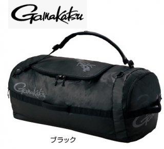 がまかつ 3WAYトランスポーターバッグ GM-2506 ブラック L(110L)サイズ (お取り寄せ商品) 【本店特別価格】