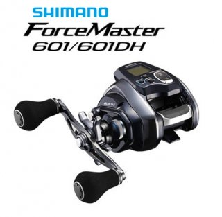 シマノ 20 フォースマスター 601DH (左ハンドル) / 電動リール (送料無料) 【本店特別価格】
