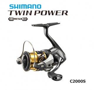 シマノ 20 ツインパワー C2000S / スピニングリール (送料無料) 【本店特別価格】
