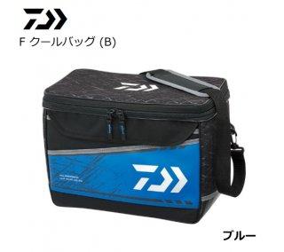 ダイワ F クールバッグ 20(B) ブルー 【本店特別価格】