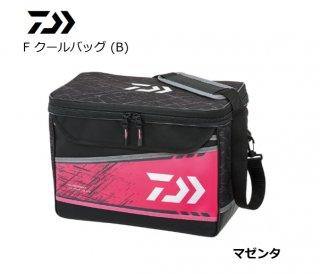 ダイワ F クールバッグ 20(B) マゼンタ 【本店特別価格】