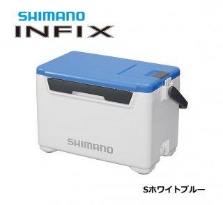 【セール 35%OFF】 シマノ インフィクス ベイシス 270 UI-027Q Sホワイトブルー / クーラーボックス 【本店特別価格】