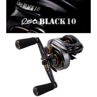 アブ ガルシア レボ ブラック 10 (REVO BLACK) (右ハンドル) / バス用ベイトリール [お取り寄せ] (送料無料) 【本店特別価格】
